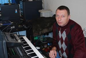 Звукорежиссер Вадим Трифонов